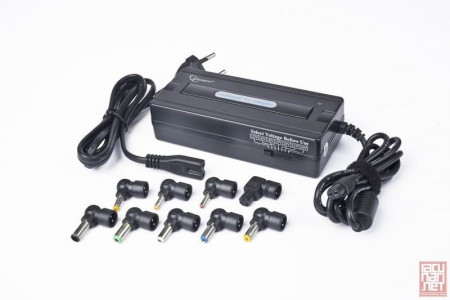 Gembird NPA-AC1-GS, 90W AC Adapter