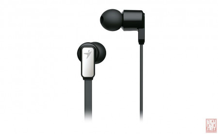 Genius HS-M260, In-Ear Headphones with microphone, black/yellow/silver/white
