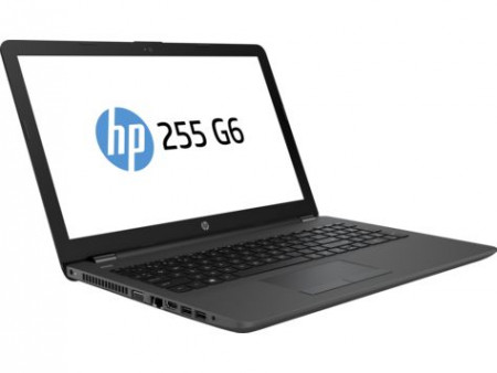 "HP 255 G6 (2UC43ES), 15.6"" LED (1366x768), AMD E2-9000e 1.5GHz, 4GB, 500GB HDD, Radeon R2 Graphics, noOS, black"