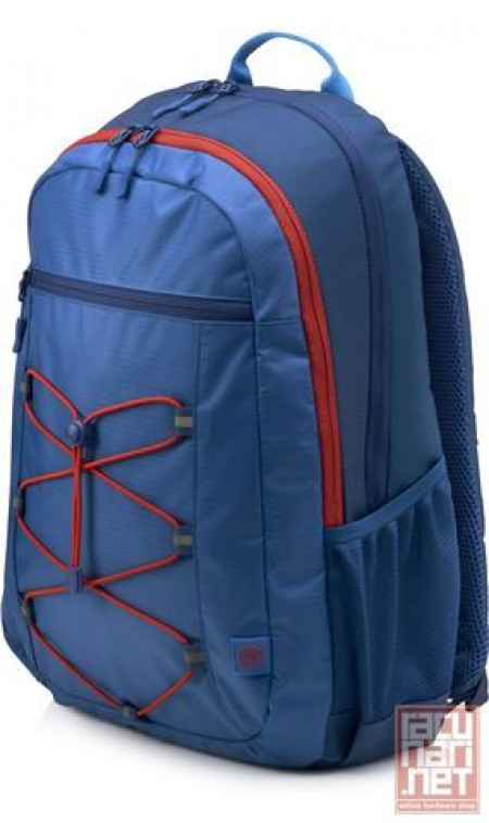 """HP Active Backpack, 15.6"""", ranac za notebook, blue-red (1MR61AA)"""