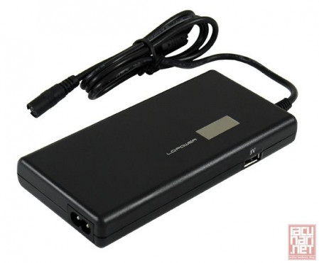 LC Power LC90NB-Multi, Power Adapter 90W, 8 adaptera