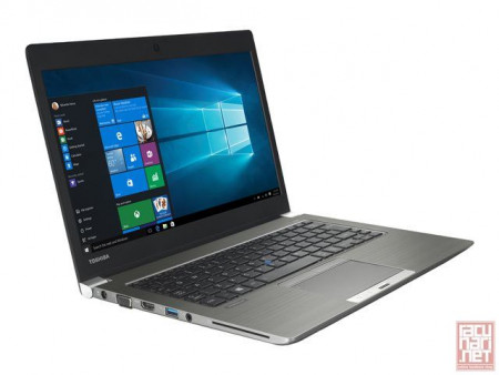 "Toshiba PORTEGE Z30-C-16K, 13.3"" FullHD LED (1920x1080), Intel Core i5-6200U 2.3GHz, 8GB, 256GB SSD, Intel HD Graphics, Win 10 Pro, 4G LTE, silver"