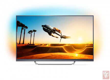 "65"" Philips 65PUS7502/12, SMART 4K LED, 16:9, 3840x2160, 400cd/m, 45W, HDMI/USB/Wi-Fi/LAN"
