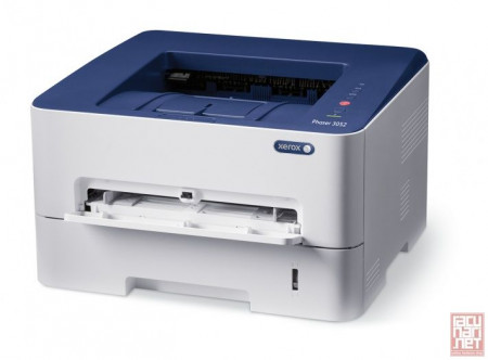 XEROX Phaser 3052ni, Laser printer, A4, 600dpi, 26ppm, USB/LAN/WiFi