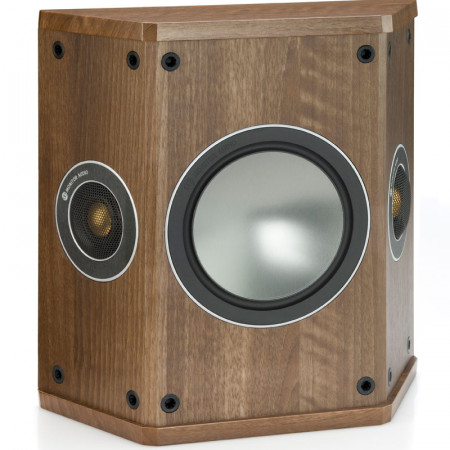 Monitor Audio Bronze FX stereo zvučnici (braon)