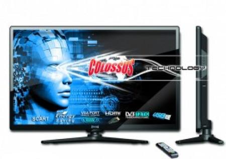 "Colossus 32"" CSS-10100B LED HD Ready DVB-T2 televizor"