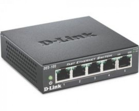 D-Link DES-105 5port switch