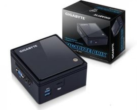 Gigabyte GB-BACE-3000 BRIX Mini PC Intel Dual Core N3000 2.08GHz