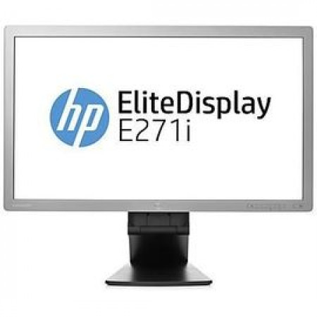"HP 27"" EliteDisplay E271i Full HD LED 3G ( D7Z72AA )"