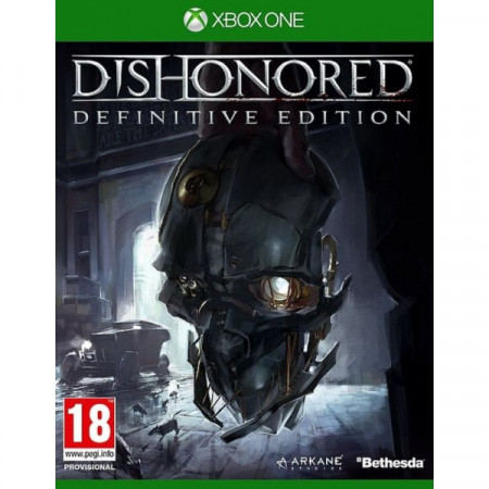 Bethesda XBOXONE Dishonored: Definitive Edition GOTY HD