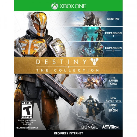 Activision Blizzard XBOXONE Destiny Rise of Iron Complete Collection (Destiny + The Taken King + Rise Of Iron)