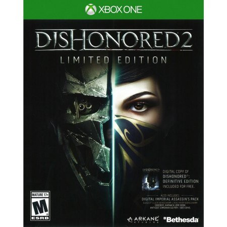 Bethesda XBOXONE Dishonored 2