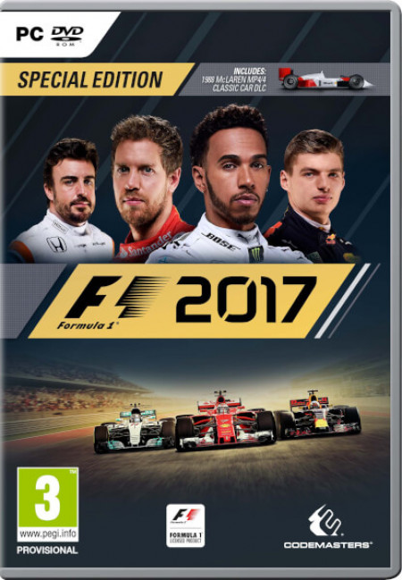 Codemasters PC F1 2017 Special Edition