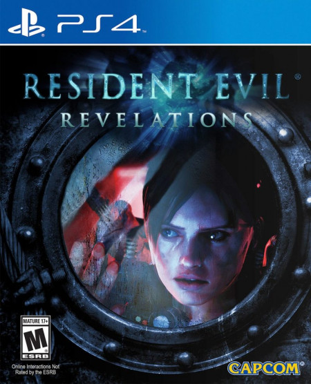 Capcom PS4 Resident Evil Revelations HD