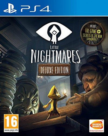 Namco Bandai PS4 Little Nightmares Deluxe Edition
