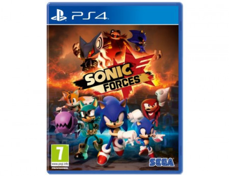 Sega PS4 Sonic Forces Day One Edition