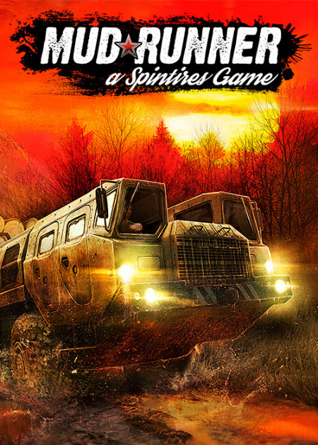 Focus Home Interactive XBOXONE Spintires: MudRunner