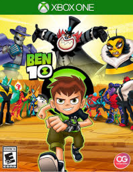 Outright games XBOXONE Ben 10