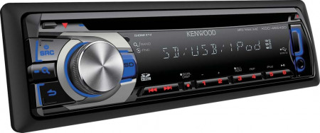 Kenwood KDC-4654SD auto radio