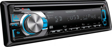 Kenwood KDC-4754SD auto radio
