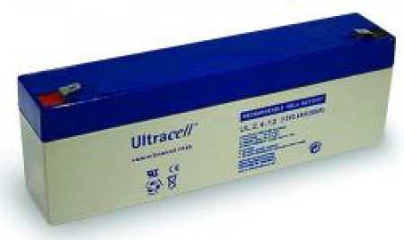 Ultracell Akumulator 12V 2.4Ah