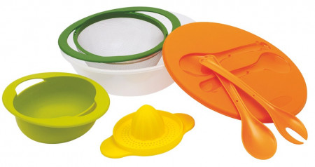Kamp pribor za jelo Multi Bowl Set