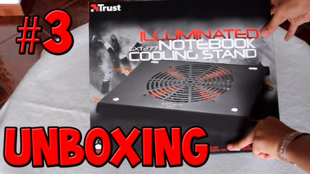 Trust Gaming GXT 277 Laptop cooler
