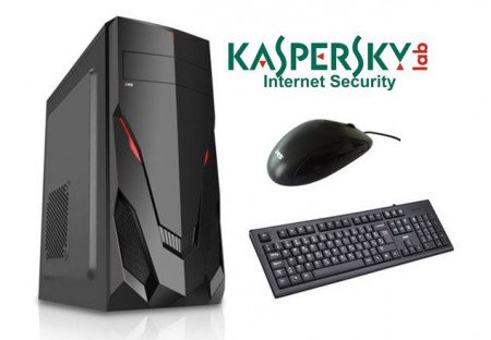 MSGW-B FISCAL SSD + Kaspersky Internet Security