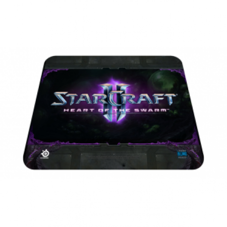 SteelSeries QcK Starcraft 2HotS Logo Edition