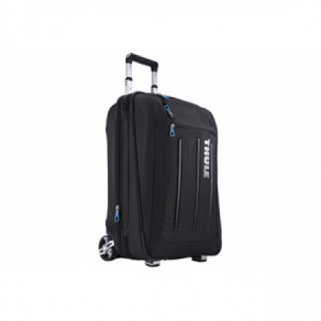 "Thule Crossover 22"" (45L) Rolling Upright, Black"