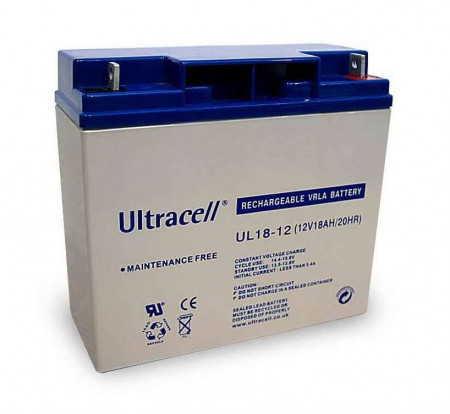 Ultracell Akumulator 12V 18Ah