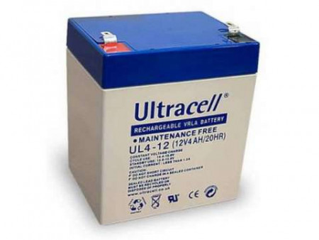 Ultracell Akumulator 12V 4Ah