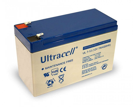 Ultracell Akumulator 12V 7Ah za UPS