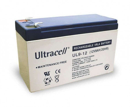 Ultracell Akumulator 12V 9Ah