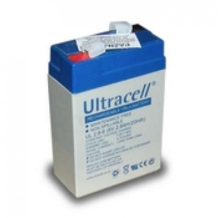 Ultracell Akumulator 6V 2.8Ah