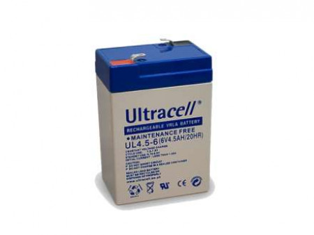 Ultracell Akumulator 6V 4.5Ah