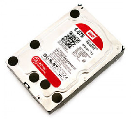 """WD 4TB 3.5"""" SATA III 64MB IntelliPower ( WD40EFRX ) Red"""