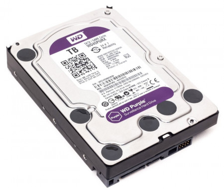 Hard disk 3TB Western Digital Purple SATA
