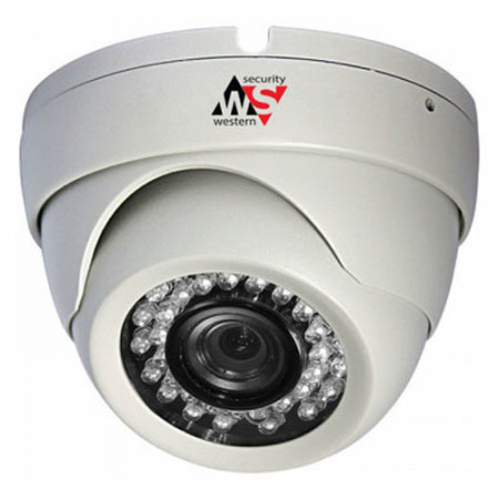 Western Security WS-FHD623CPZ-2-ICR-S4 dome kamera